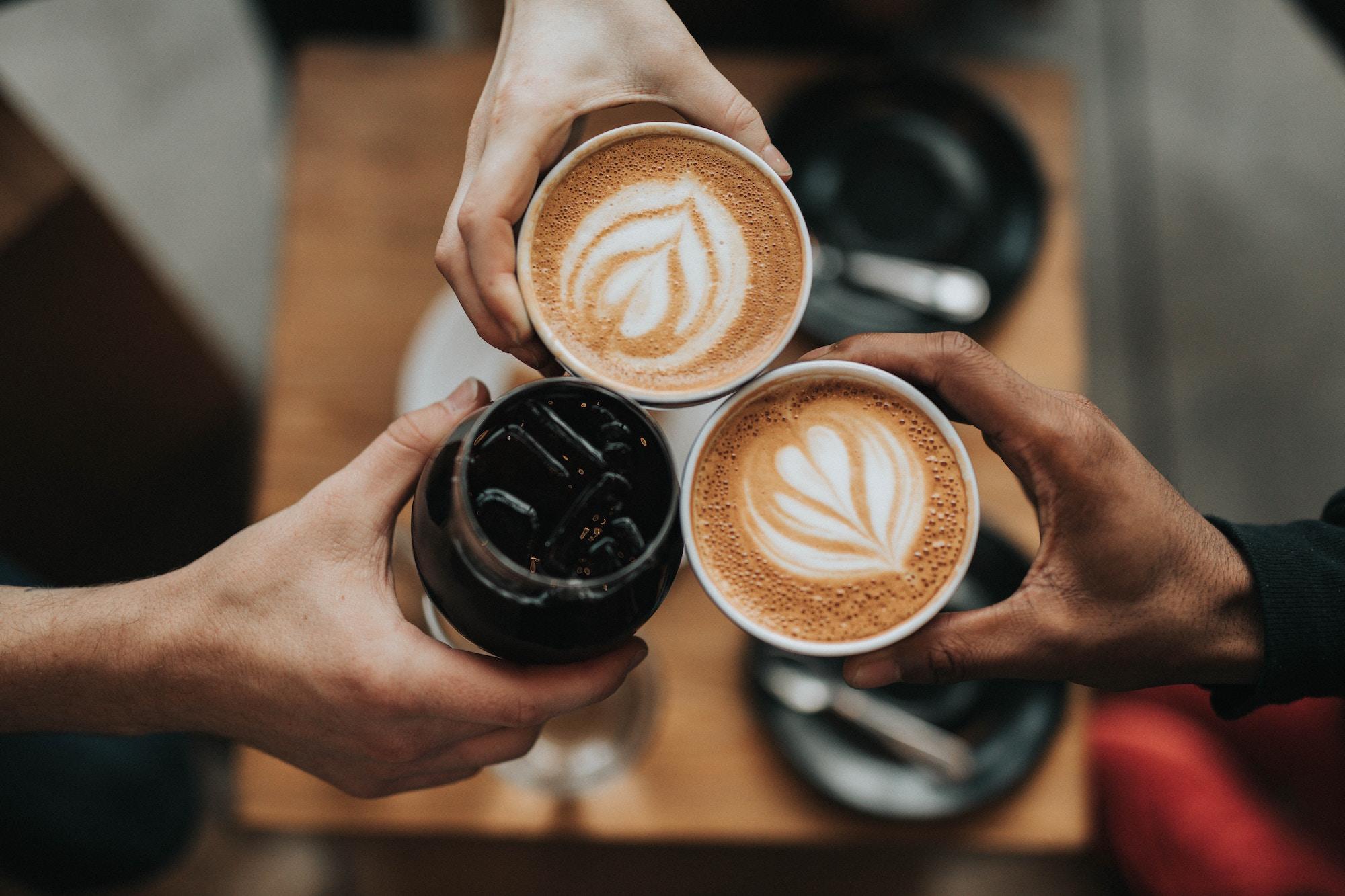 Garçon Coffee Lets You Order like a Local