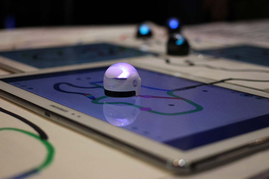 Code-Writing Robots for Kids