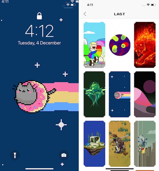 iPhone Live Wallpaper: The Next Cool Feature for Your Phone