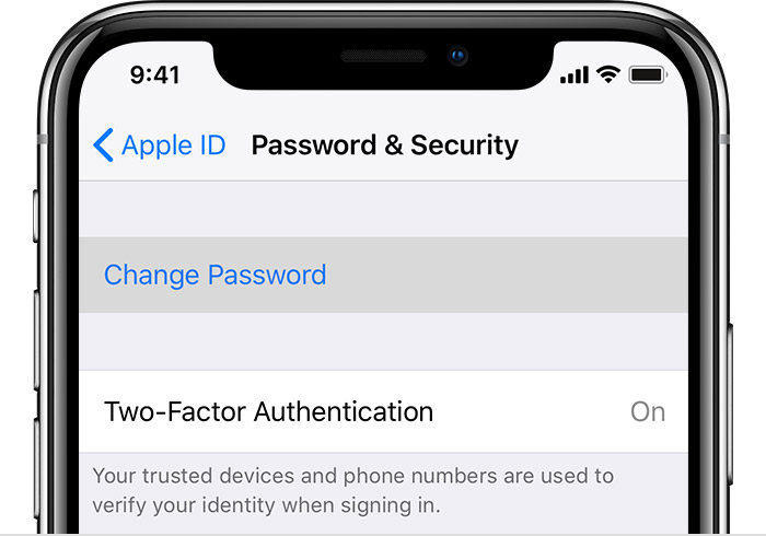 How to Successfully Reset Password for Apple ID?