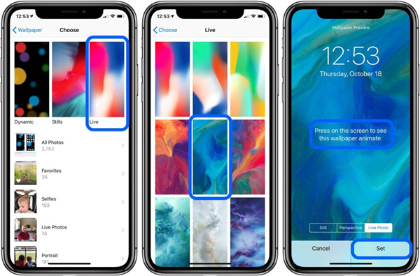 How to Use Live Wallpapers on Your iPhone And Save Your Battery?