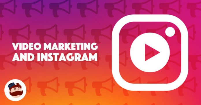 how to use instagram for uploading videos