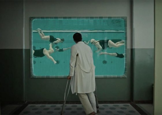 Description: Dane DeHaan in A Cure for Wellness