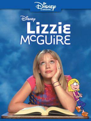 Lizzie McGuire - shows on disney