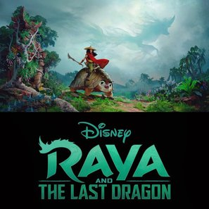 Rava And The Last Dragon in list of Disney movies coming in 2020