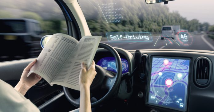 upcoming world is coming with innovation of self driving car