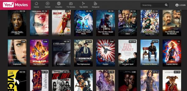 YesMovies Overview