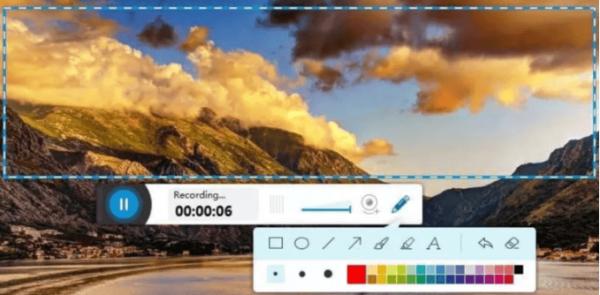 screen recorder windows 10 free is AceThinker