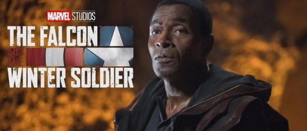 Black Captain America is the Carl Lumbly