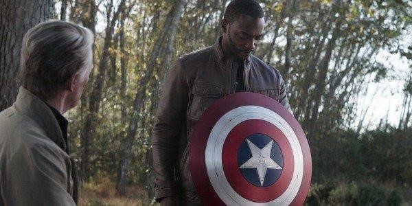 sam wilson anthony mackie captain america shield- black captain america