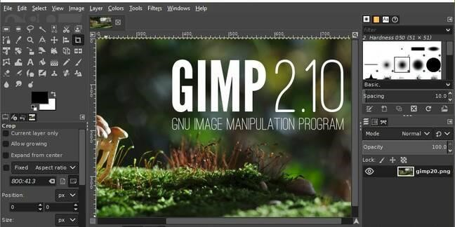 GIMP open source image editor forked to fix 'problematic' name ...