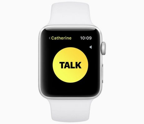 How to use Walkie-Talkie on Apple Watch in watchOS 5