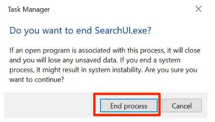 Solved: Windows 10 Search Not Working
