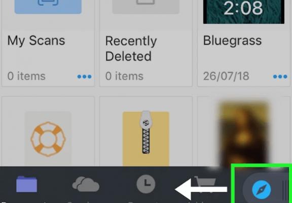 safari icon - how to download facebook videos