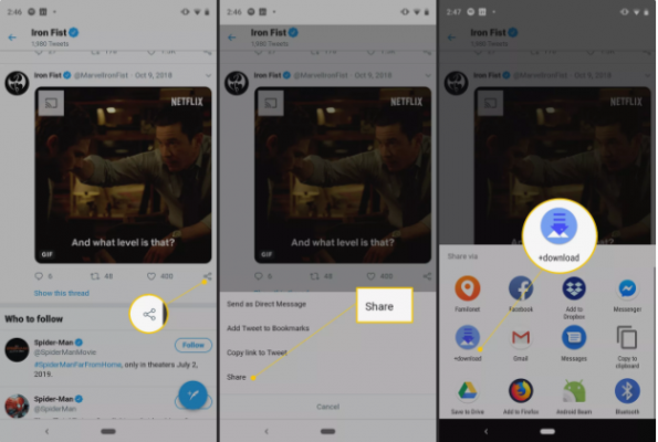 3 Ways To Download Twitter Videos on Different Devices