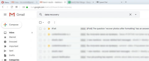 How To Recover Permanently Deleted Emails From Gmail – Know The Process: