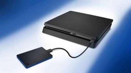 Best External Hard Drive For PS4
