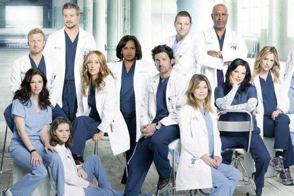 Casts of Grey's Anatomy Season 16