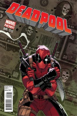What Happened To Deadpool's Face? (The Whole Story)