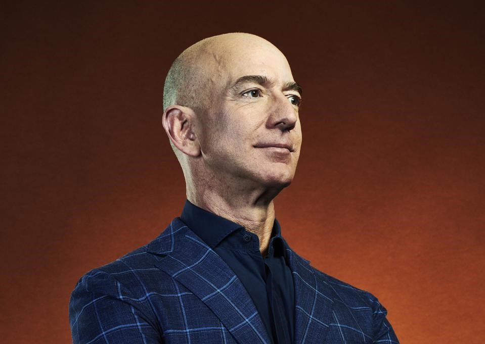 Amazon is owned by Jeff Bezos