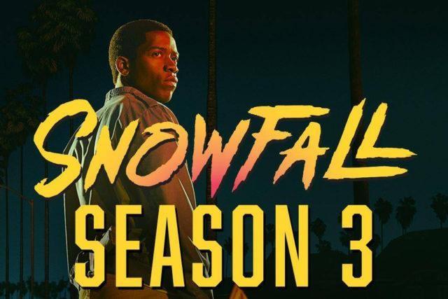 Snowfall Season 3  is now live