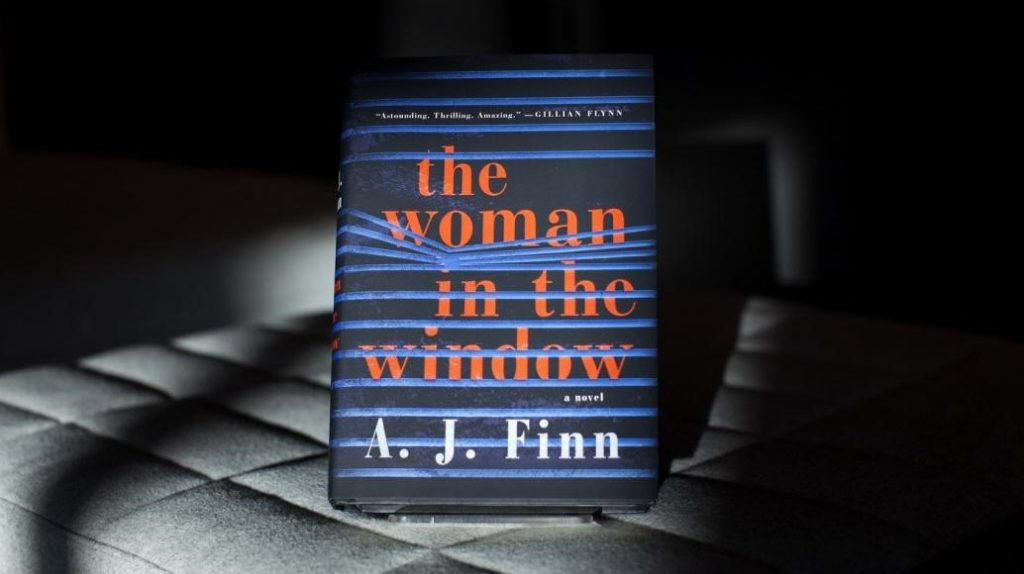 Book The Woman In The Window by A.J Finn