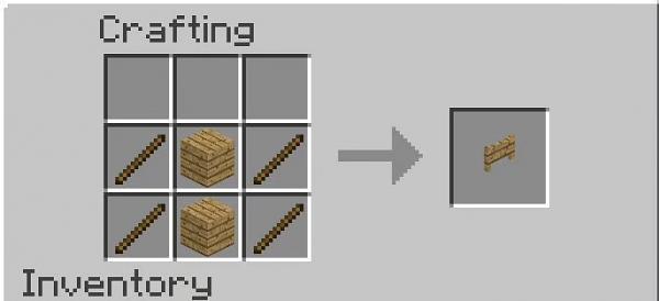 Creating Wood Gate