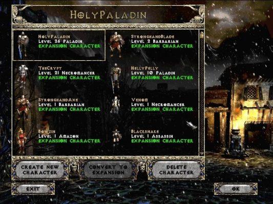 Diablo 2 Mods