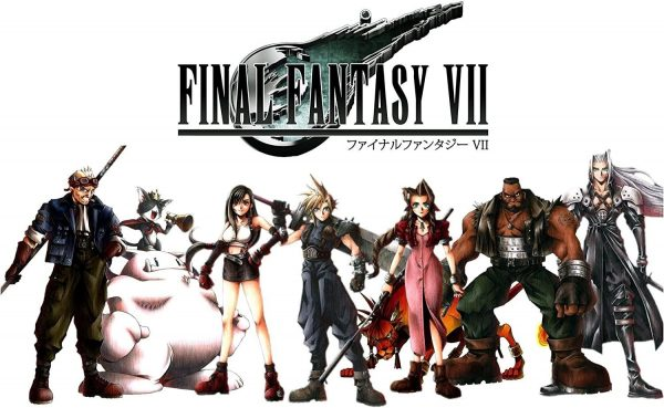 ff7 characters