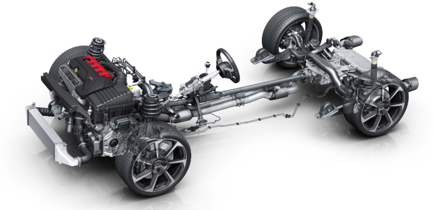 Audi TT Suspension