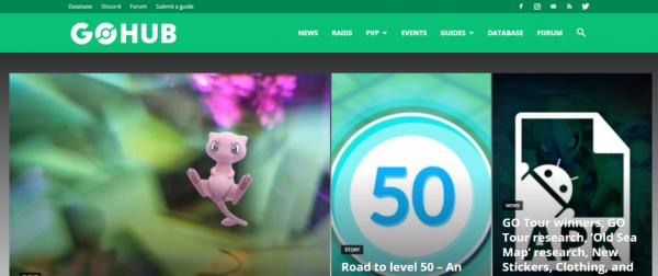 Pokémon Go Attack Rankings