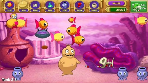 How Many Levels Are In Insaniquarium? (And How Long To Win Them All):