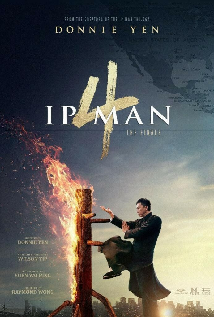 Picture: IP Man was a successful movie