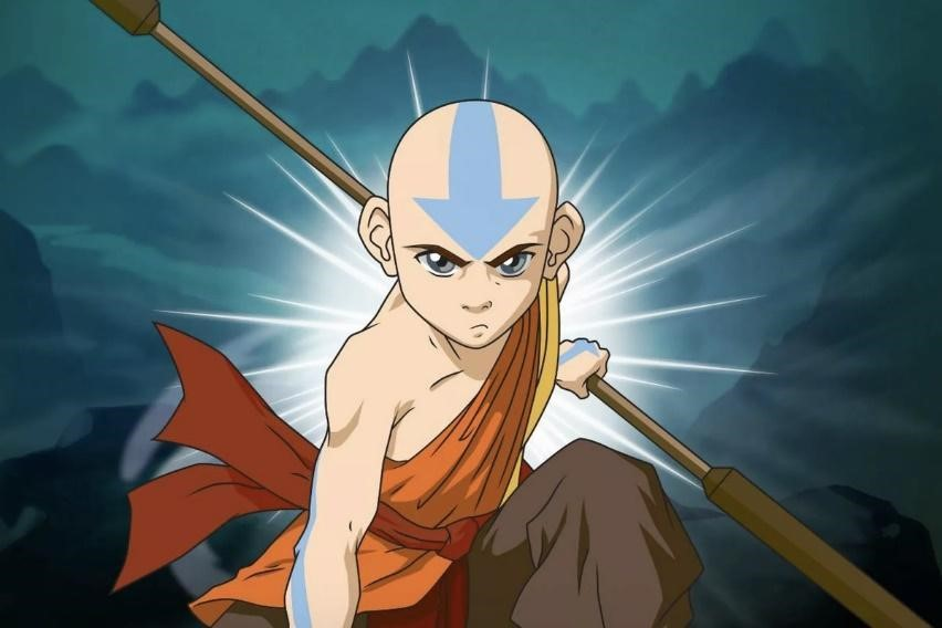 Picture: Avatar Aang