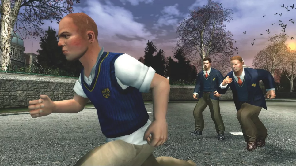 Picture: Bully Gameplay