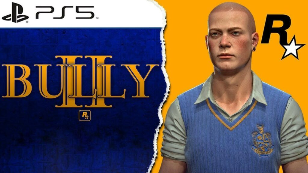 Picture: Bully is available for PS5
