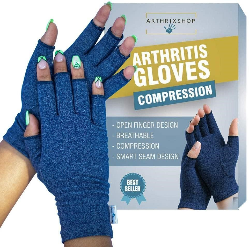 Picture: Compression gloves are suitable for both men and women