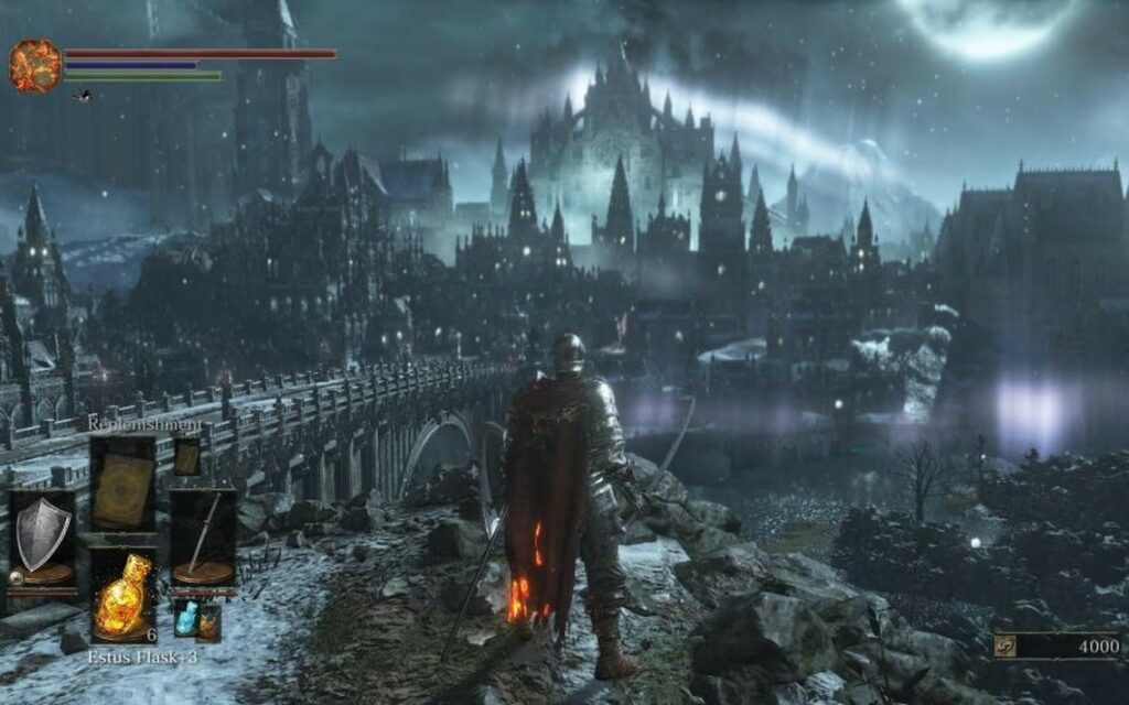 Picture: Dark Soul gameplay