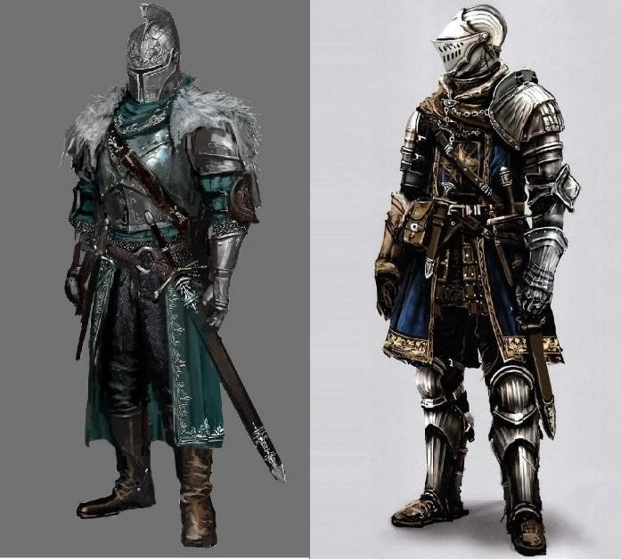 Dark Souls Armor: How To Choose The Best Set?