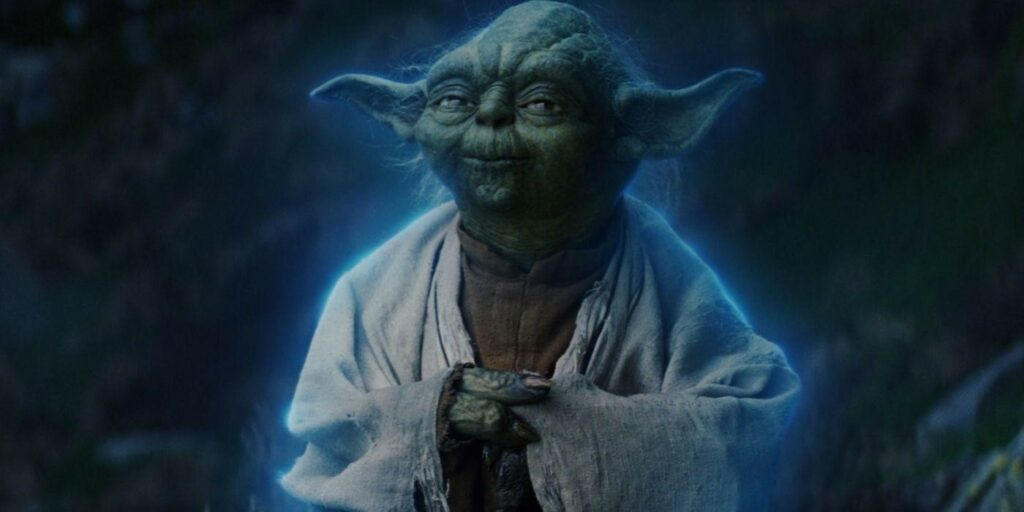 Jedi Yoda
