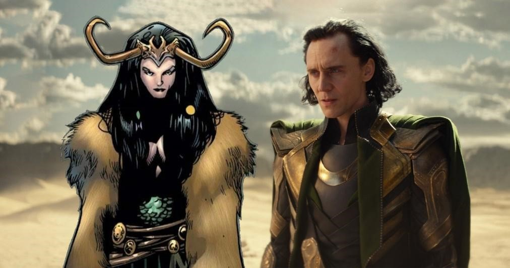 Picture: Loki and His Lady Version