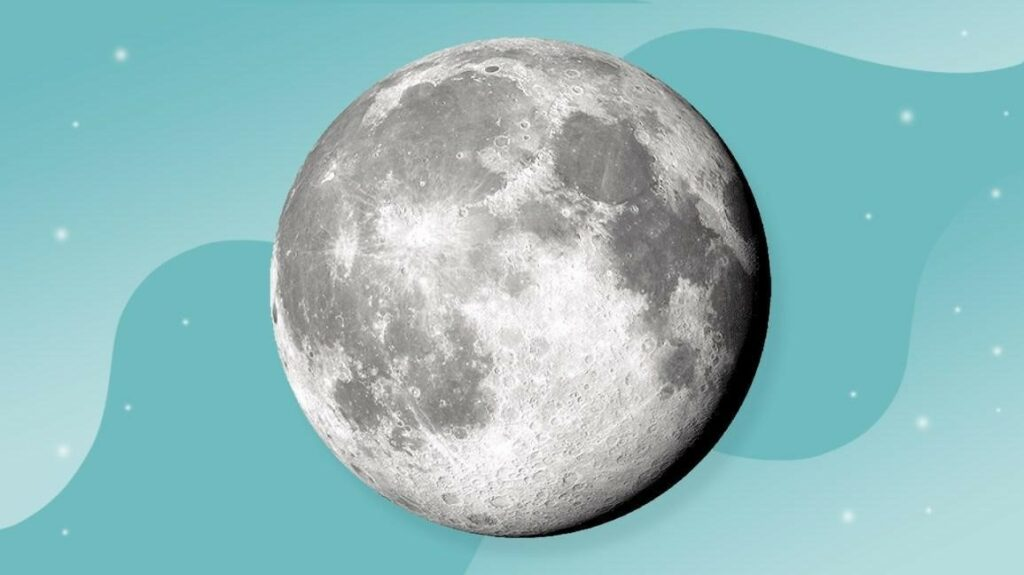 Picture: Moons holds a different energy