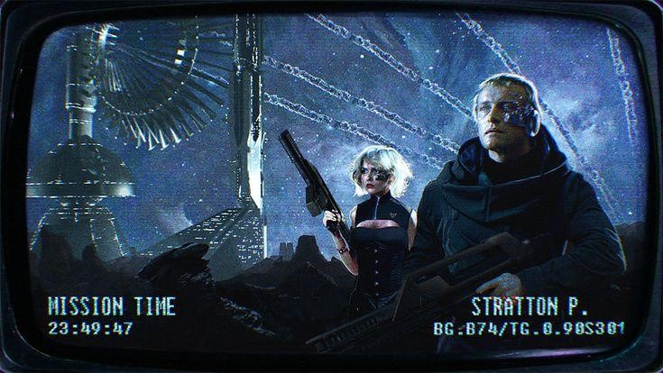 Roy Batty in Blade Runner