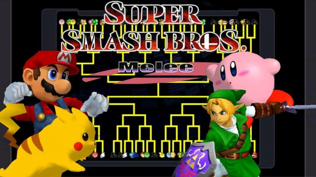 Picture: Smash Bros Melee