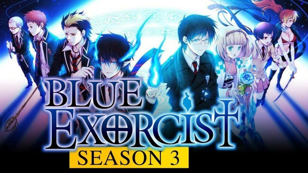 Picture: Blue Exorcist Season 3