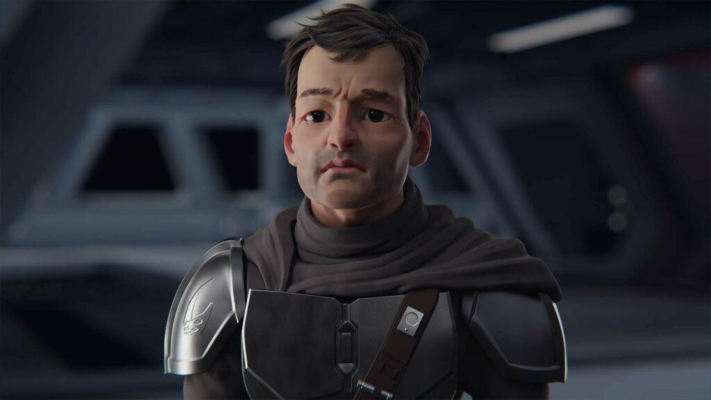 Picture: Din Djarin in Star Wars game battlefront 2 mods