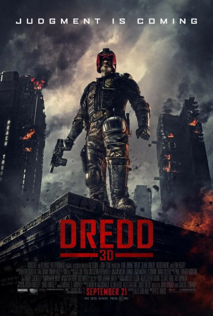 Dredd 2: Sequel of Dredd Movie Will Get Made Someday