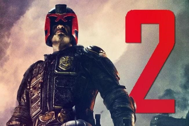 Picture: Is the second part of Dredd happening?