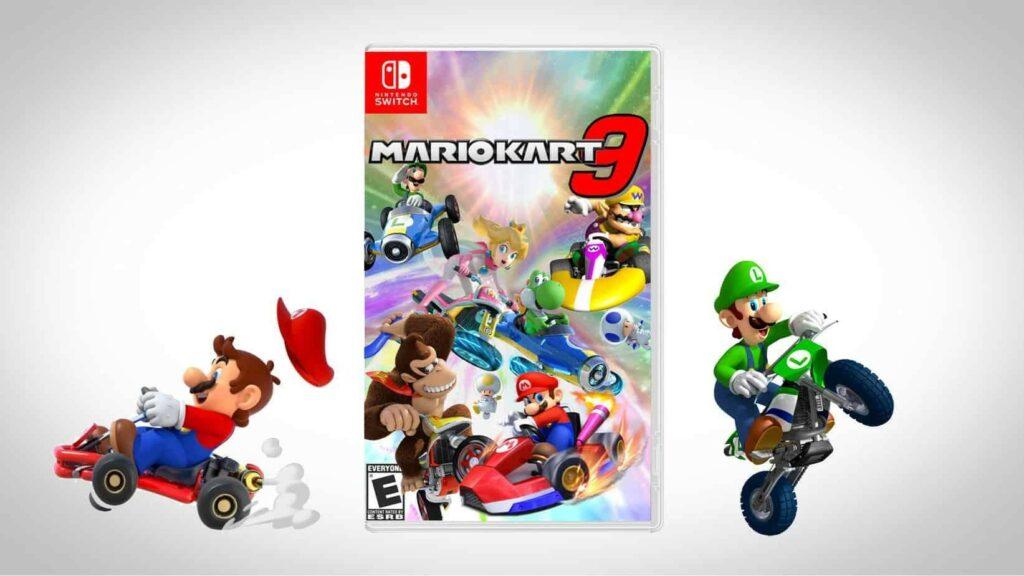 Picture: Mario Kart 9