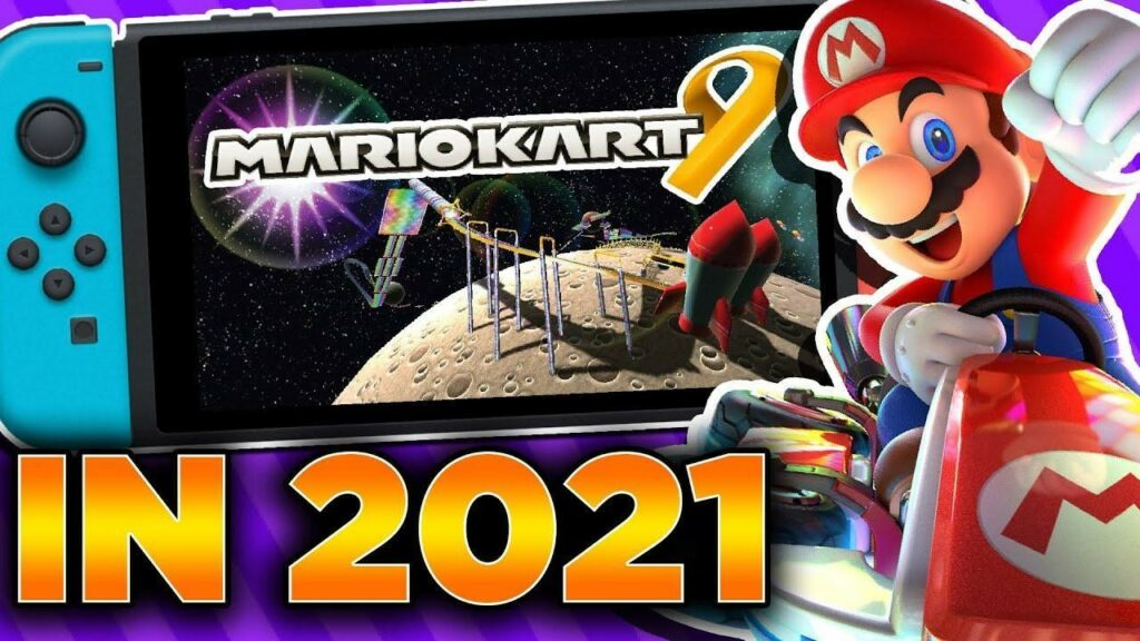 Picture: Mario Kart 9 will release in 2021